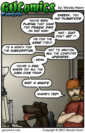 Comic for: May 26th, 2003 - Explanation not Available.