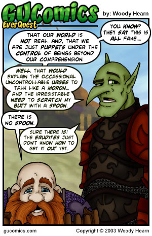 Comic for: November 5th, 2003 - Explanation not Available.