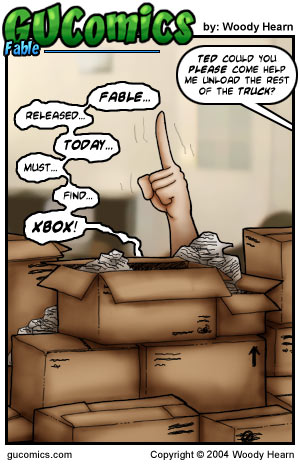 Comic for: September 14th, 2004 - Explanation not Available.