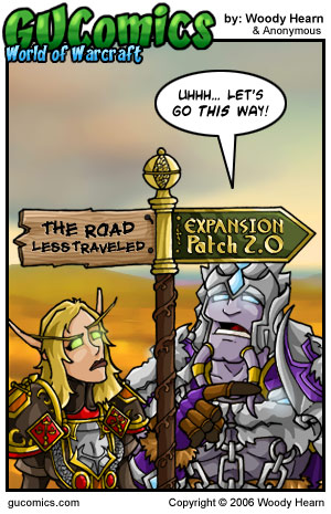 Comic for: July 25th, 2006 - Explanation not Available.