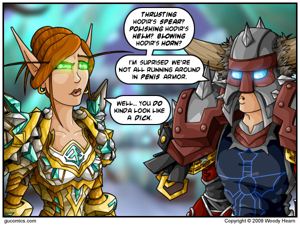 Comic for: March 12th, 2009 - Click Here for more Info!