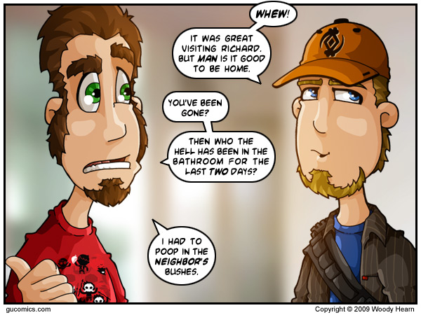 Comic for: June 16th, 2009