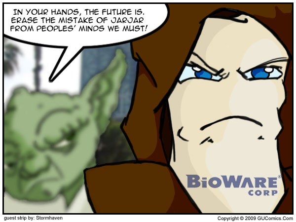 Comic for: June 17th, 2009