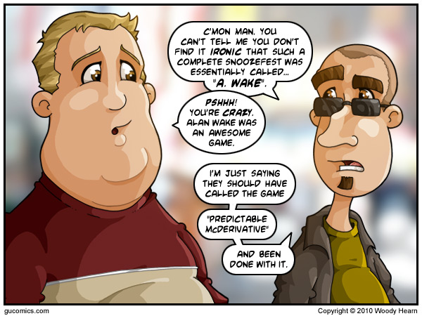 Comic for: May 25th, 2010 - Explanation not Available.