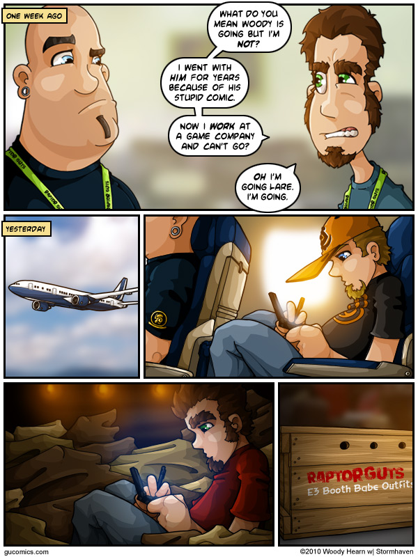 Comic for: June 14th, 2010 - Explanation not Available.