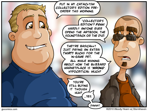 Comic for: August 18th, 2010 - Explanation not Available.