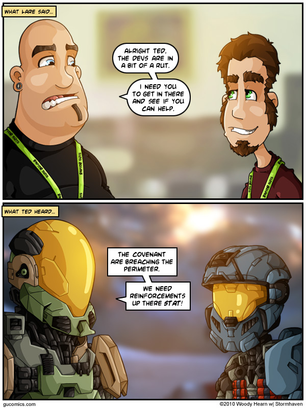Comic for: September 14th, 2010 - Explanation not Available.
