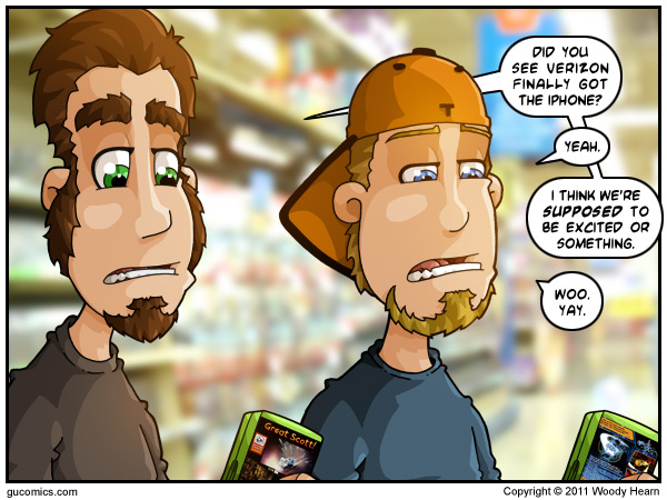 Comic for: January 12th, 2011 - Explanation not Available.