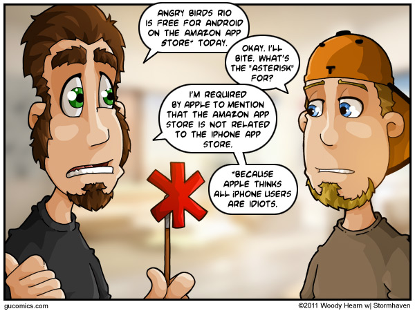 Comic for: March 22nd, 2011