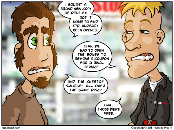 Comic for: August 26th, 2011