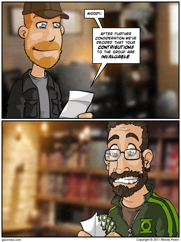 Comic for: September 13th, 2011