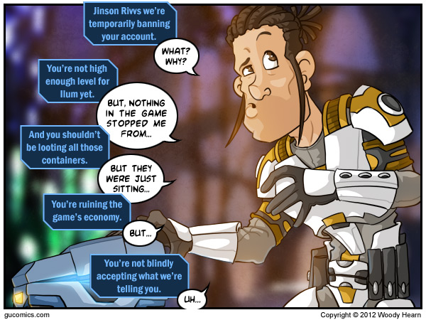 Comic for: January 3rd, 2012 - Explanation not Available.