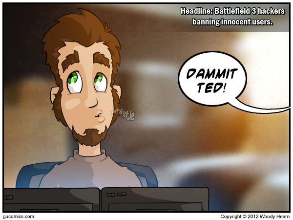 Comic for: January 25th, 2012 - Explanation not Available.