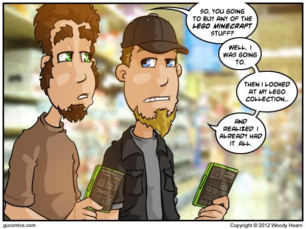 Penny Arcade Comic