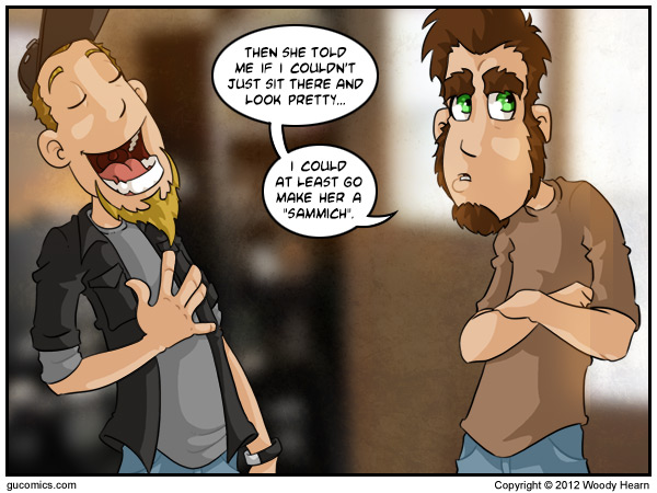 Comic for: August 15th, 2012