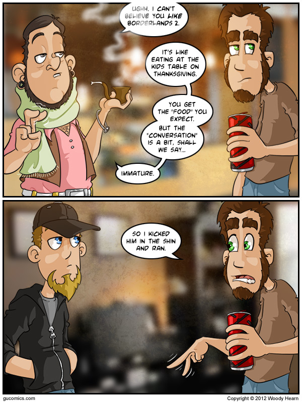 Comic for: September 21st, 2012