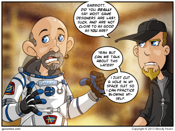 Comic for: March 20th, 2013