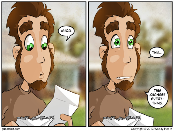 Comic for: July 8th, 2013