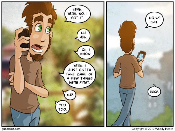 Comic for: July 9th, 2013