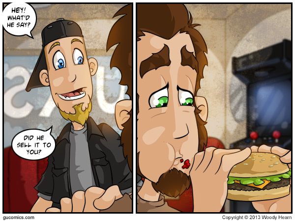 Comic for: August 26th, 2013