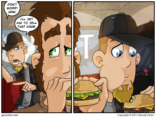 Comic for: August 28th, 2013 - Click Here for more Info!