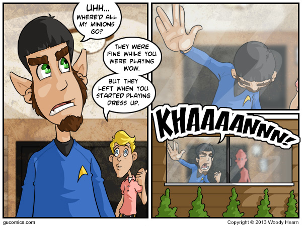 Comic for: September 16th, 2013 - Click Here for more Info!