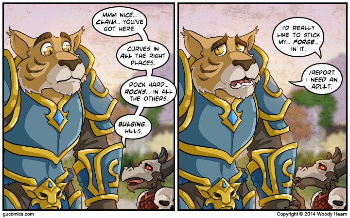 Comic for: January 22nd, 2014