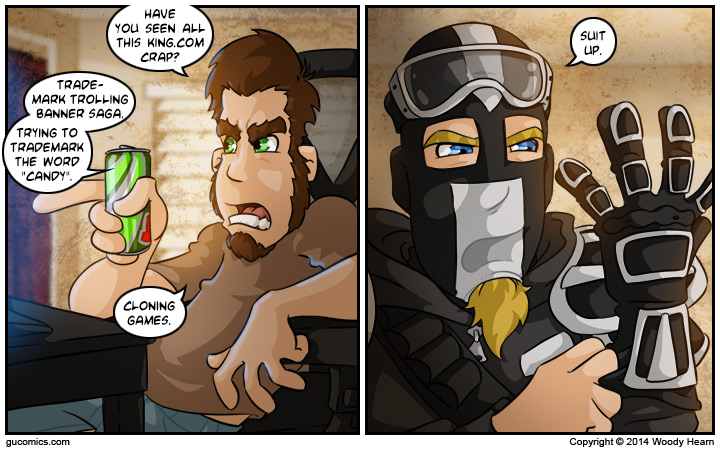 Comic for: January 29th, 2014