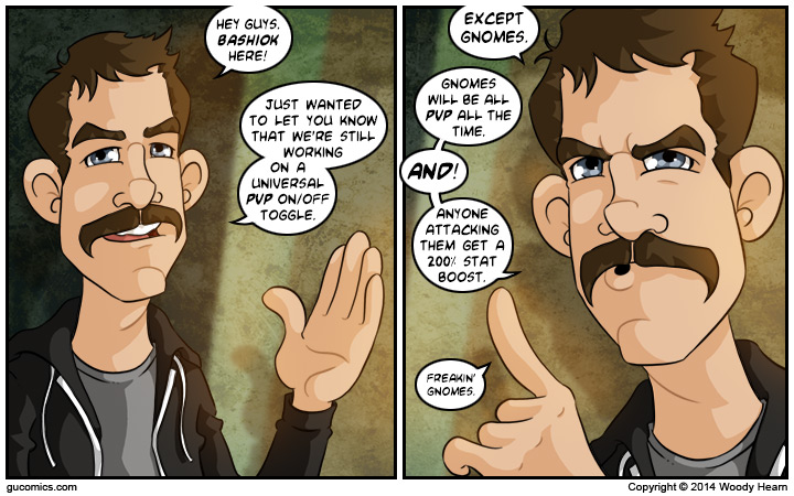 Comic for: January 31st, 2014