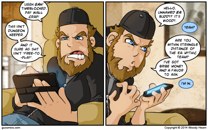 Comic for: February 5th, 2014