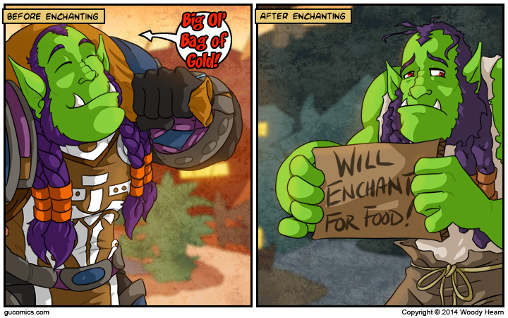 Comic for: March 10th, 2014