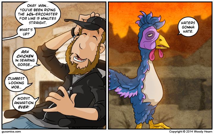 Comic for: April 4th, 2014