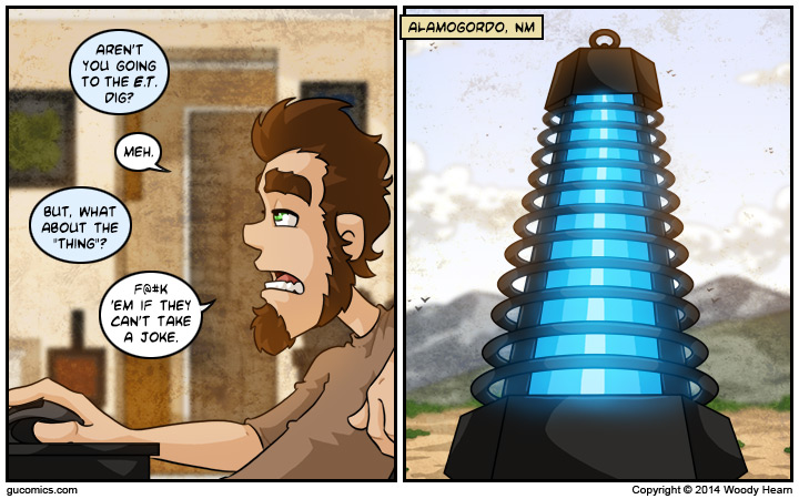 Comic for: April 25th, 2014