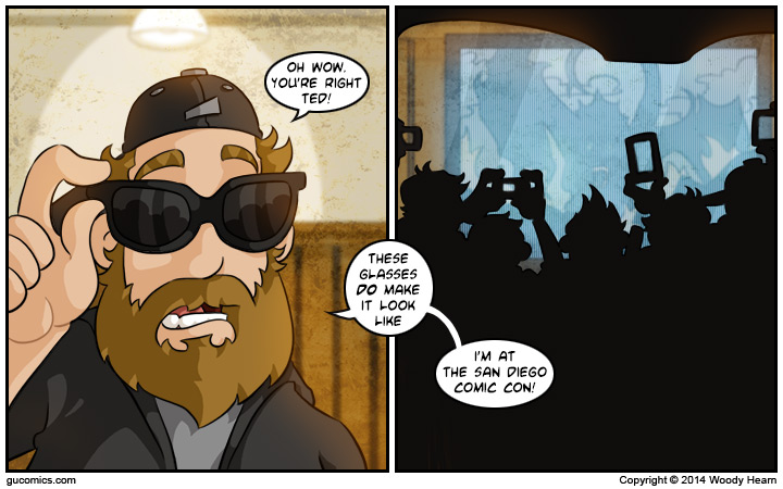 Comic for: July 23rd, 2014