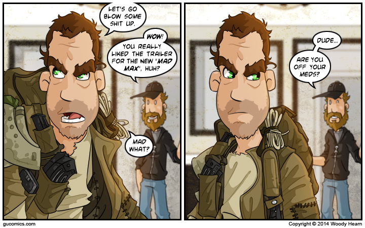 Comic for: July 28th, 2014