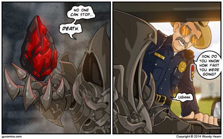 Comic for: August 29th, 2014