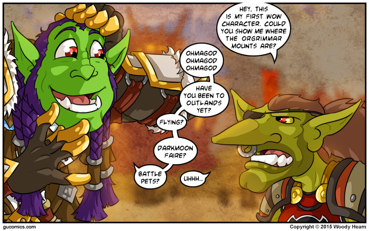 Comic for: February 16th, 2015