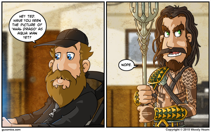 Comic for: February 20th, 2015