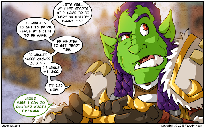 Comic for: July 27th, 2015