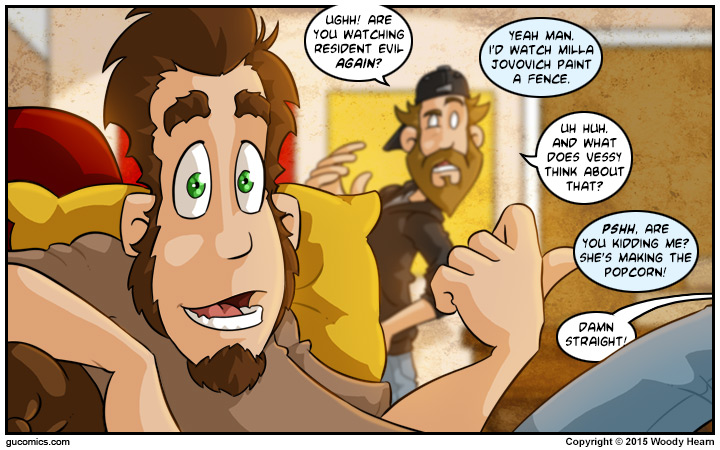 Comic for: August 29th, 2015