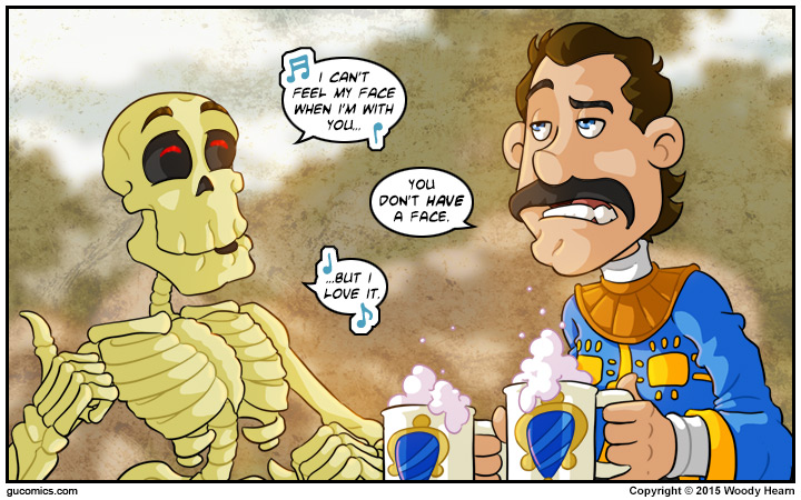 Comic for: September 10th, 2015