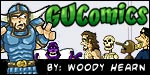 GU Comics by Woody Hearn